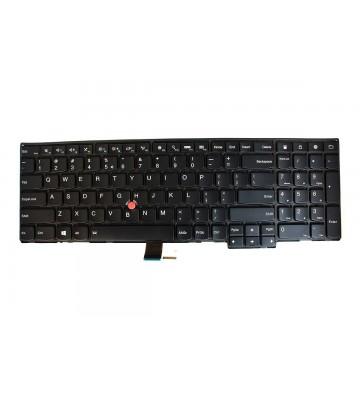 Tastatura laptop Lenovo Thinkpad E550 E560 iluminata