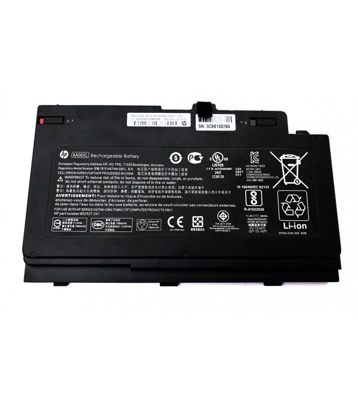 Baterie originala Hp ZBook 17 G3 ZBook 17 G4 pn AA06XL 852711-850 HSTNN-DB7L Z3R03AA