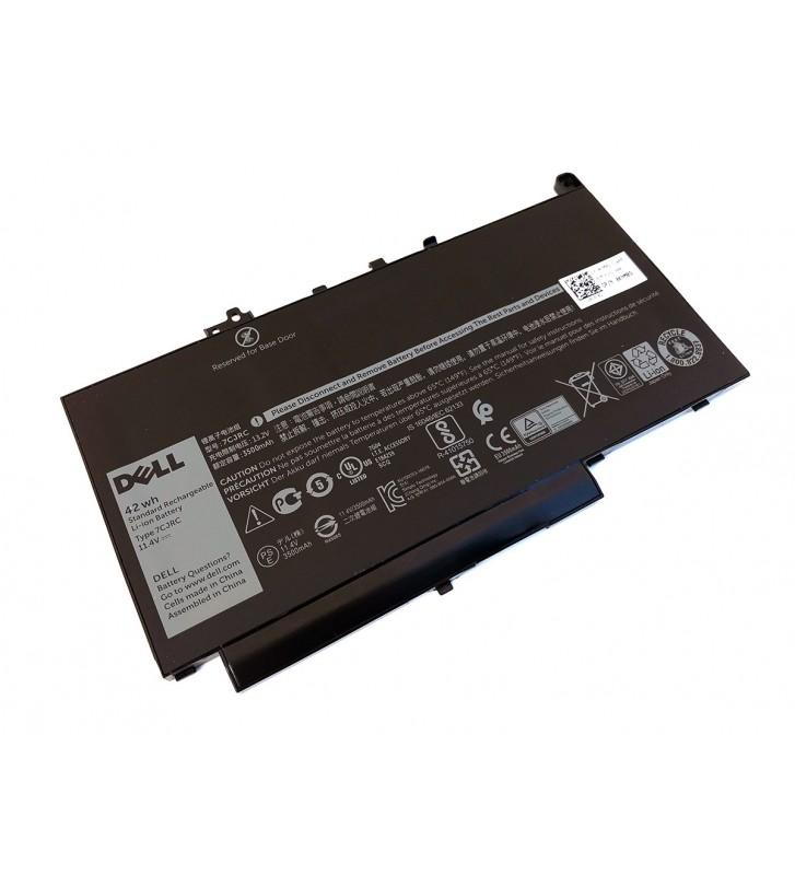 Baterie originala Dell Latitude E7270 E7470 series capacitate 42Wh