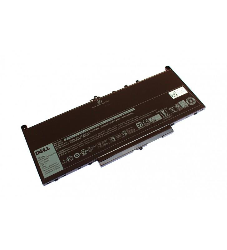 Baterie originala Dell Latitude E7270 capacitate 55Wh