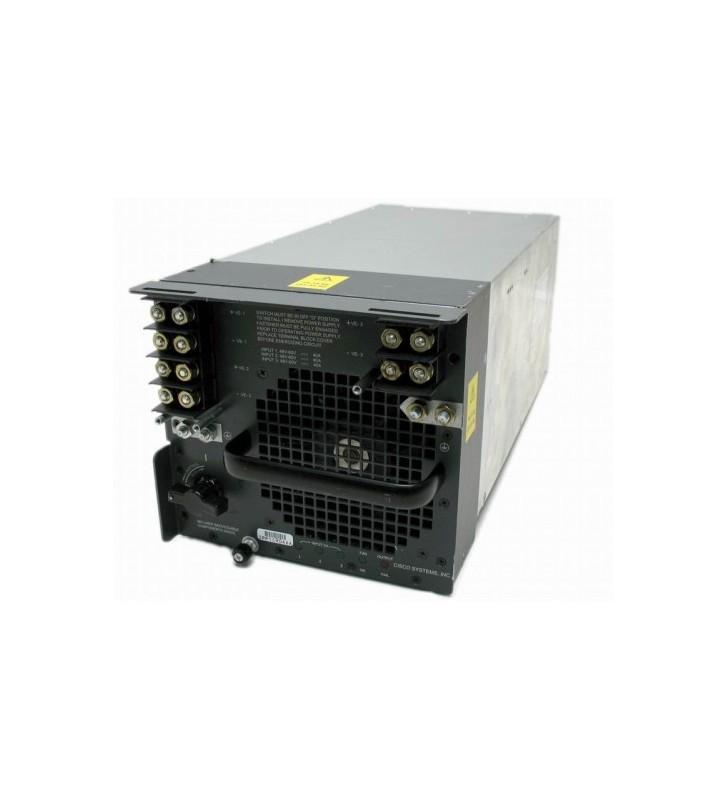 Sursa server Cisco PWR-4000-DC 4000W pentru Cisco 7609/13 & Cat 6509/13