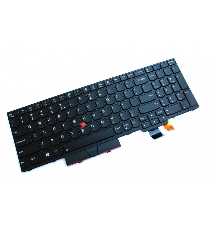 Tastatura Lenovo Thinkpad T570 T580 series cu iluminare