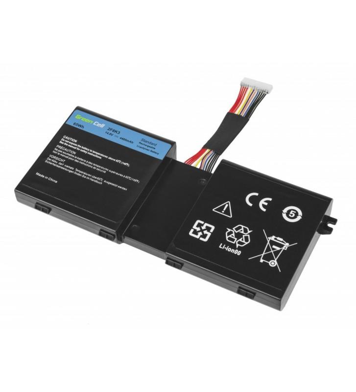 Baterie laptop Alienware part number 2F8K3 7XC9N KY266 0KJ2PX G33TT