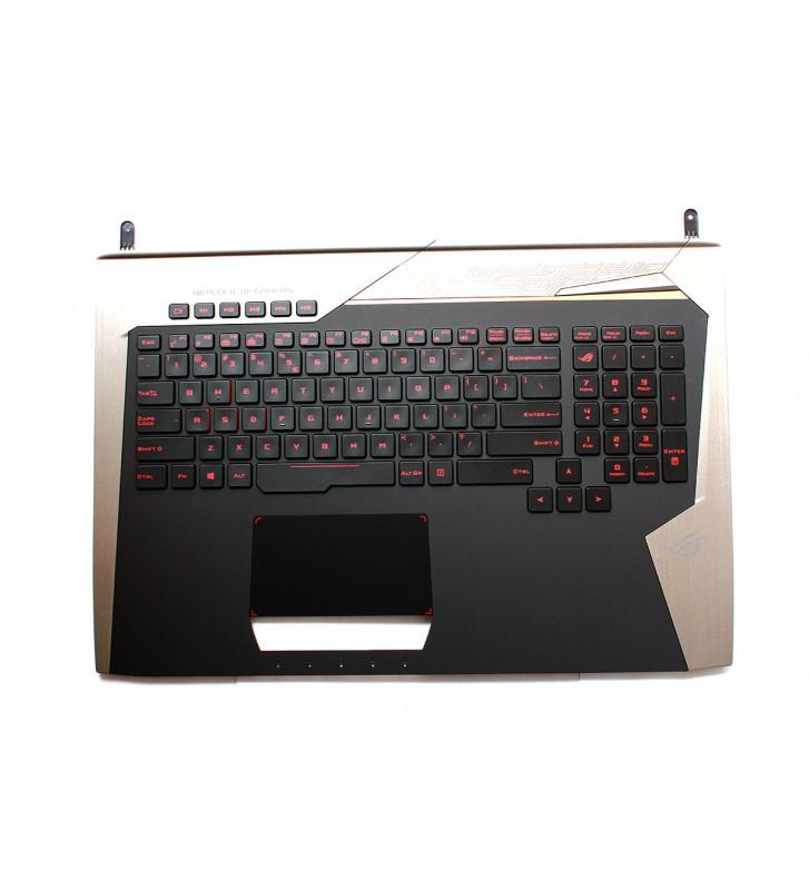 Topcase carcasa superioara tastatura Asus G752 G752VL G752VS G752VSK series