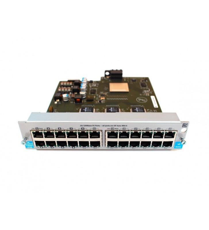 Hp J8765B Procurve Switch 24-port 10/100-TX vl Module