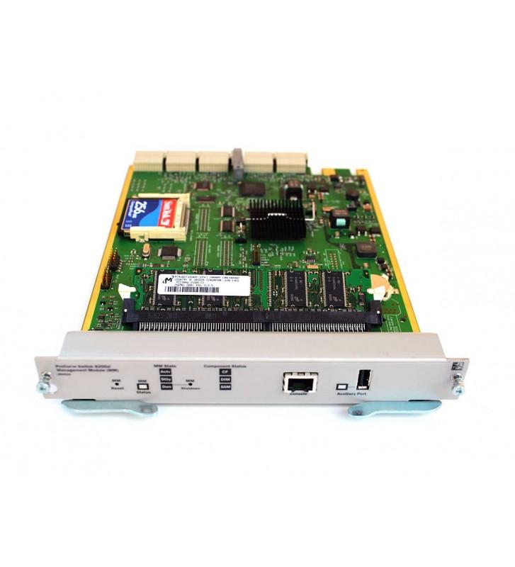 Hp Enterprise Procurve Switch J9092A 8200 zl Management Module