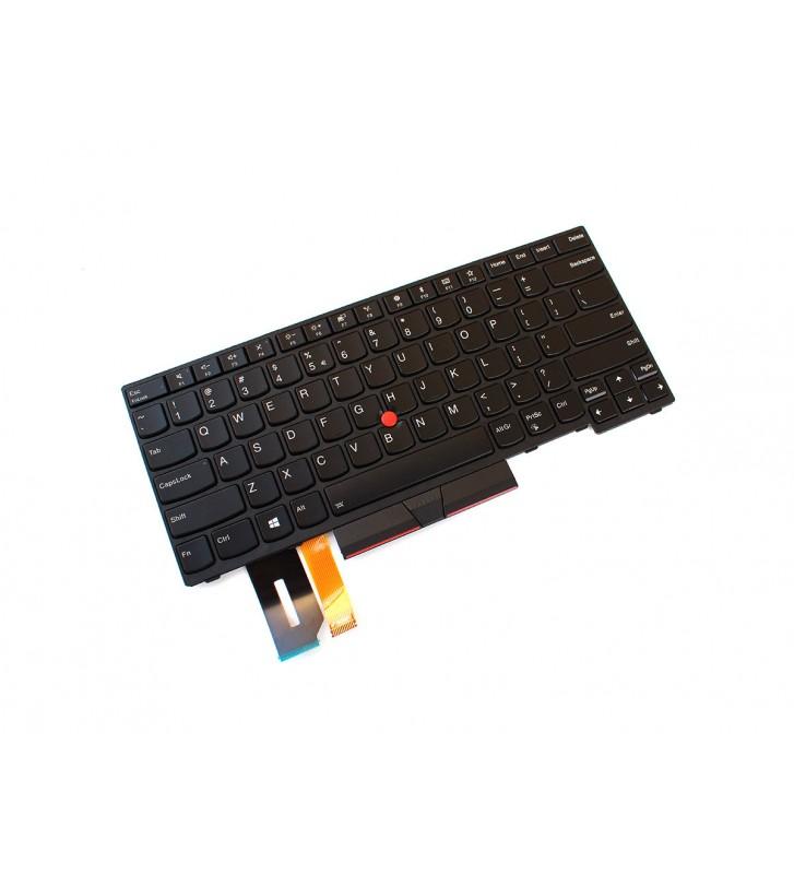 Tastatura originala Lenovo Thinkpad E480 E485 E490 E495 series