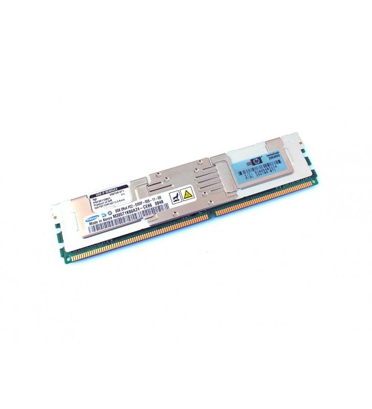 Memorie ram pc server 8GB DDR2 PC2-5300F 667MHz dimm Hp 398709-071