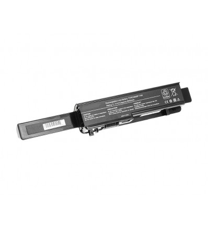 Baterie extinsa Dell Studio 17 1745 1747 1749 P02E cu 9 celule 6600mah