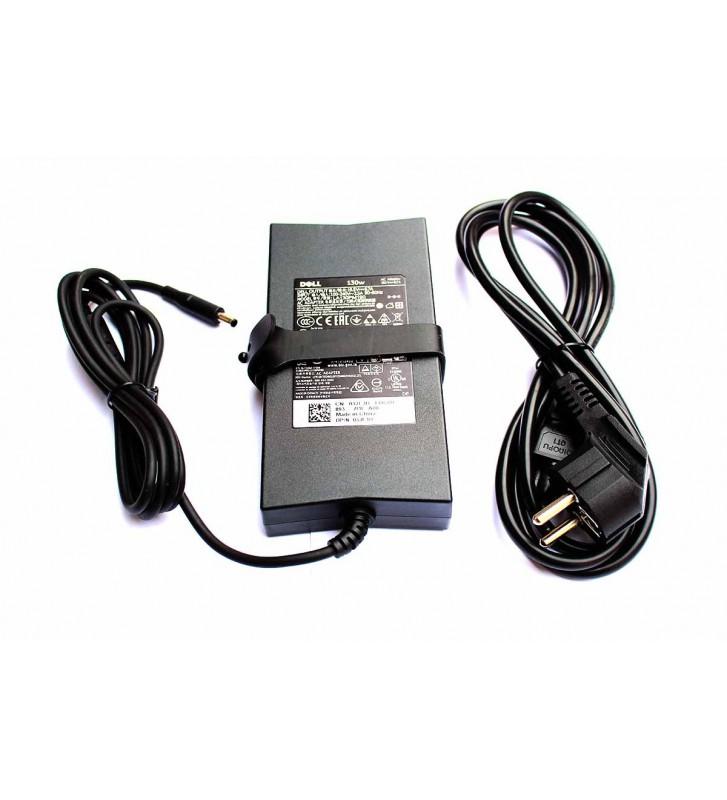 Incarcator original Dell Precision M3520 M3800 M5510 M5520 putere 130W