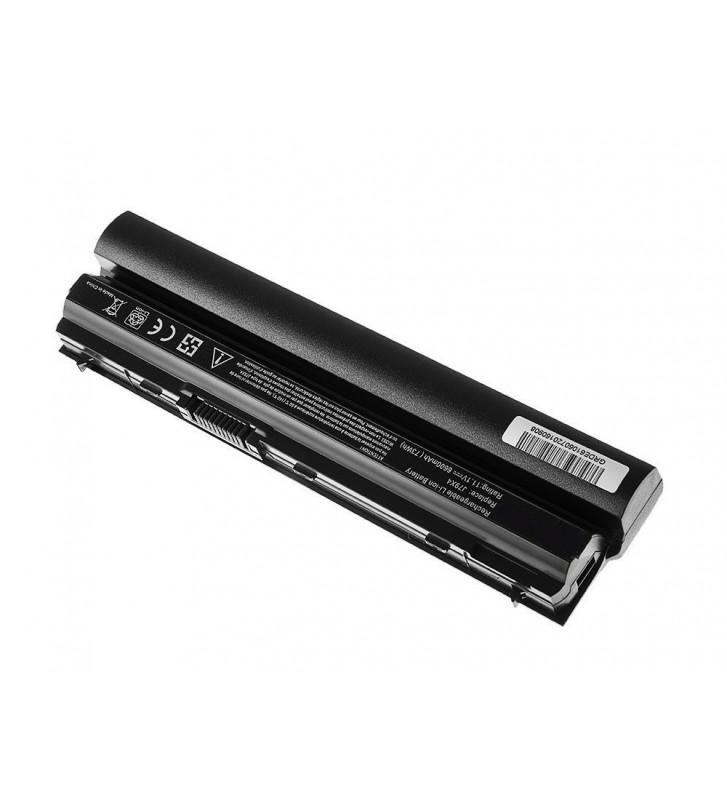 Baterie extinsa Dell Latitude P12S P15S P19S P14T cu 9 celule 6600mah