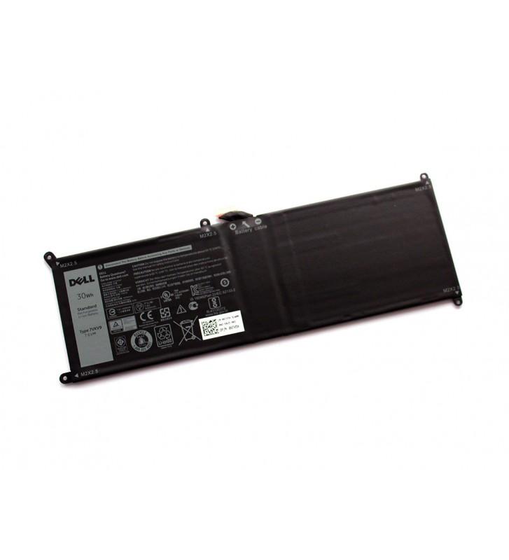 Baterie originala Dell Latitude 12 7275 30Wh Type 7VKV9 DP/N 09TV5X