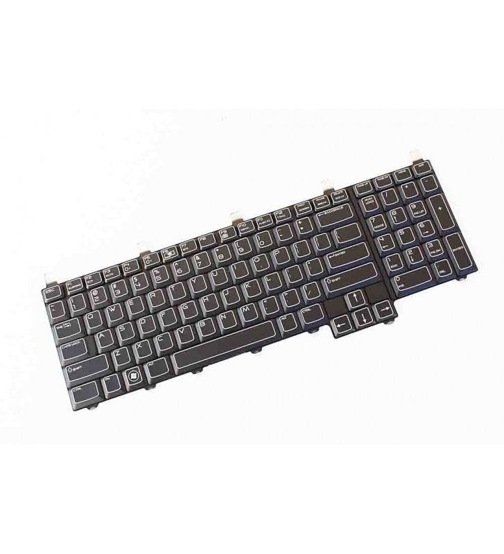 Tastatura originala Alienware M17X R2