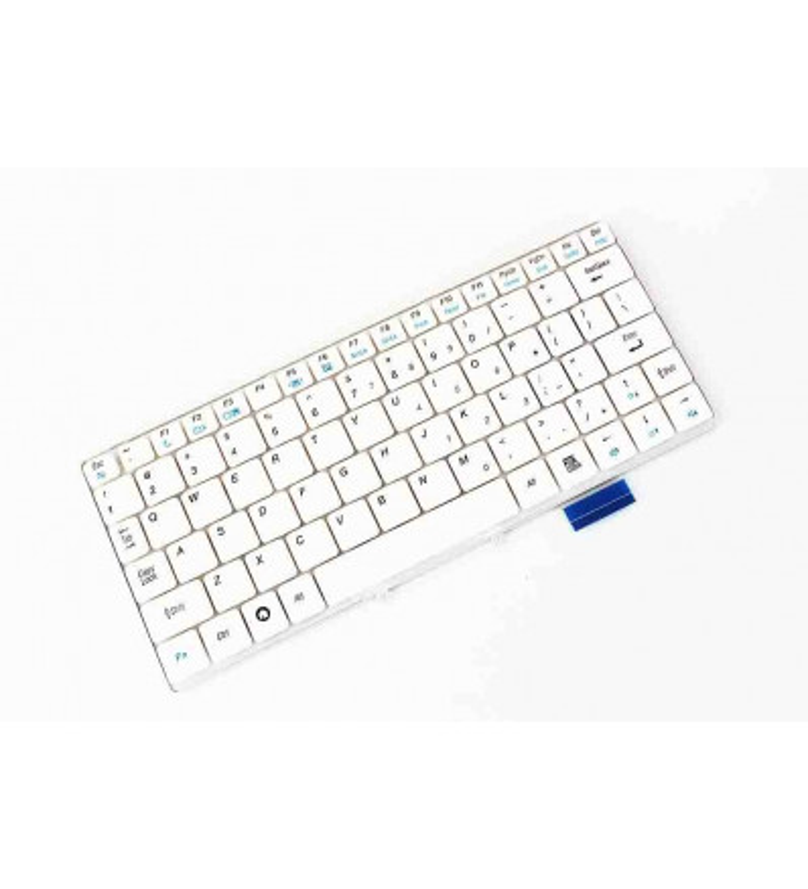 Tastatura laptop Lenovo Ideapad S9e alba