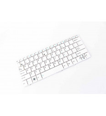 Tastatura laptop Asus EEE PC 1001PX alba