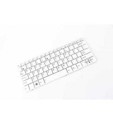 Tastatura laptop Asus EEE PC 1001PG alba