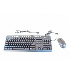 KIT tastatura + mouse USB marca Serioux