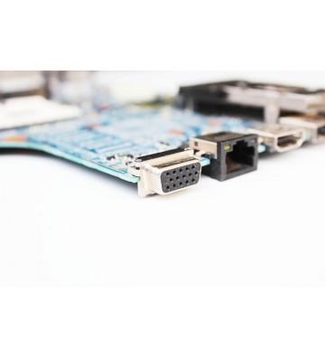Reparatie mufa VGA video laptop LG