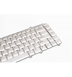 Tastatura laptop Dell XPS M1530 argintie