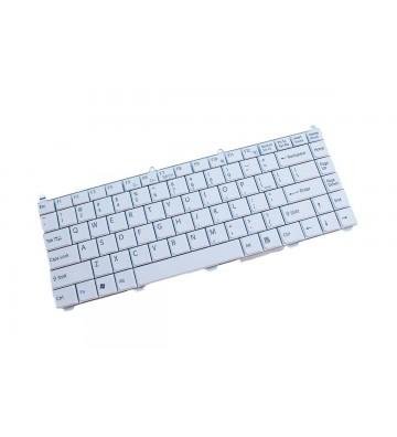 Tastatura laptop Sony Vaio VGN AR25GP Alba