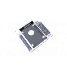 Adaptor Caddy HDD SATA laptop 12,7mm