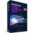 Bitdefender Total Security 2016, 1 an, 3 utilizatori