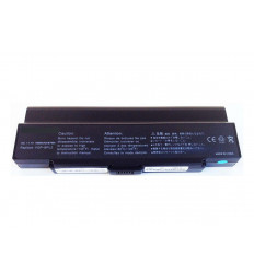 Baterie acumulator Sony Vaio VGN-FS53 cu 9 celule