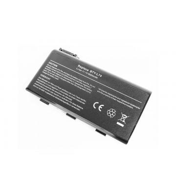 Baterie laptop MSI 91NMS17LF6SU1 extinsa cu 9 celule